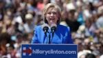 Former Secretary Hillary Clinton 2016 Presidential Candidate